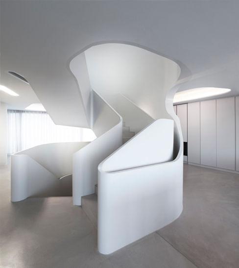 J.MAYER.H Koridor & Tangga Modern