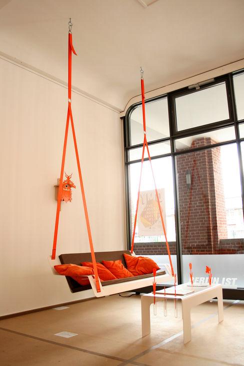 Pool22.Design Oficinas y tiendas Metal Blanco