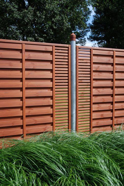 Produktdesign Holzindustrie made by S / creativport hamburg GartenZäune und Sichtschutzwände