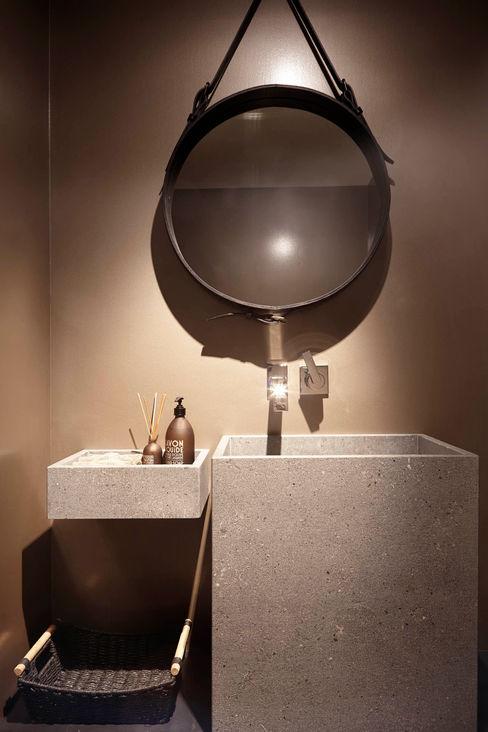 Coblonal Arquitectura Scandinavian style bathroom