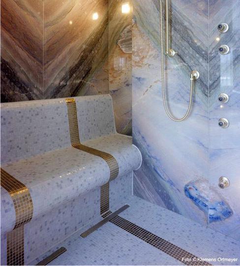 Kreative Badgestaltung erdmannbaeder Ausgefallene Badezimmer