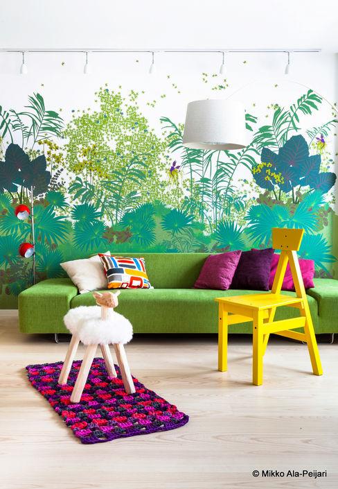 Maurizio Giovannoni Studio Living room