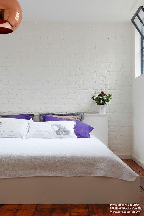 Master Bedroom homify Industrial style bedroom