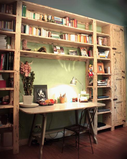 Libreria ChiaroScuro Reverse SoggiornoArmadietti & Credenze