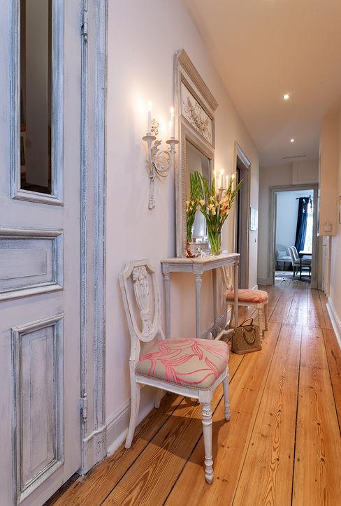 Atmosphere Judith Thiel Couloir, entrée, escaliers classiques