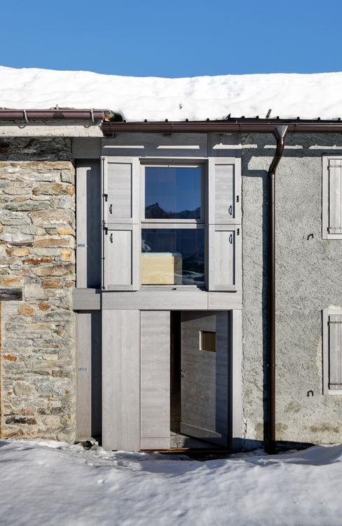 es-arch Casas de estilo rural