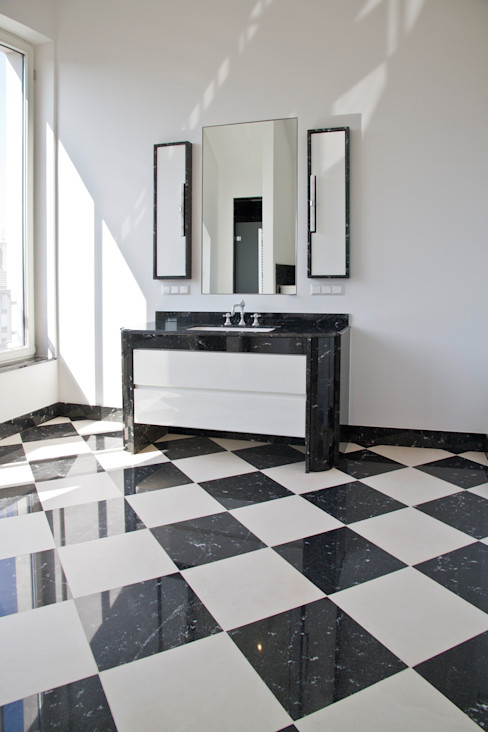 Pientka - Faszination Naturstein Classic style bathroom
