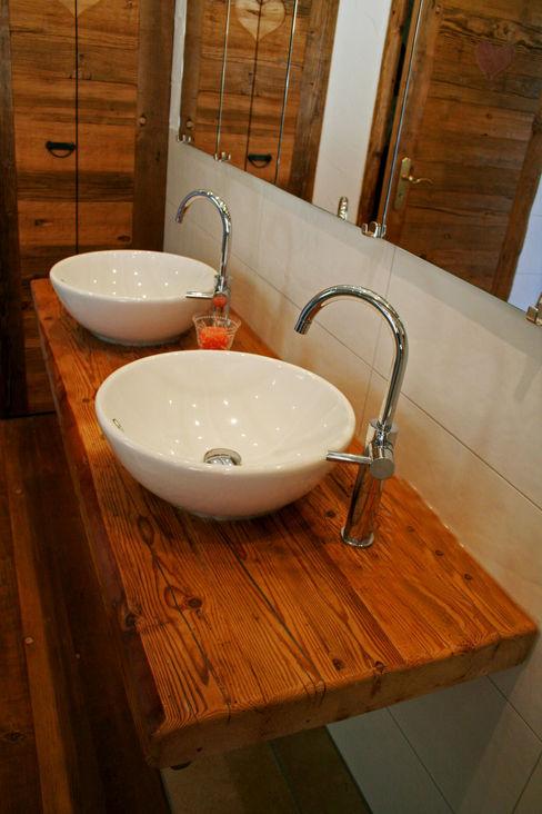 woodesign Christoph Weißer Ванна кімната