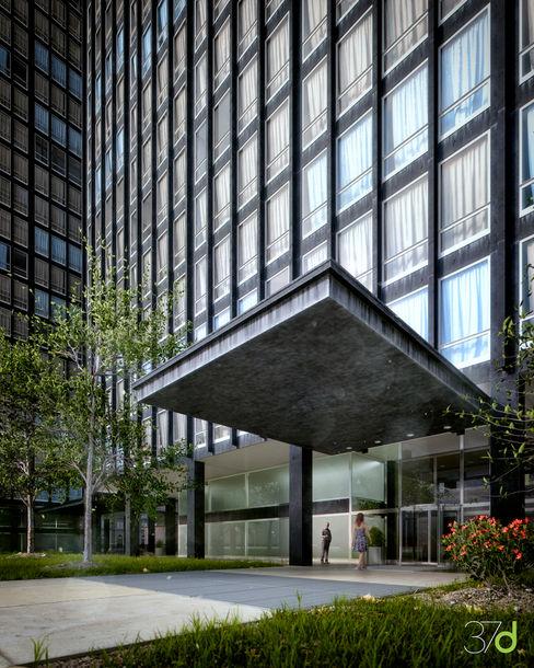 homify Edificios de oficinas