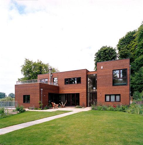 Marlow House TLA Studio Modern rooms