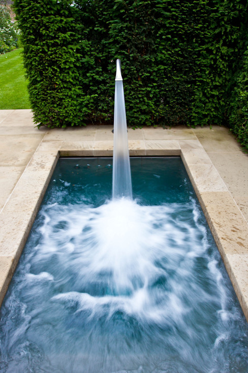 Twin Plunge Pools London Swimming Pool Company Piscinas coloniais