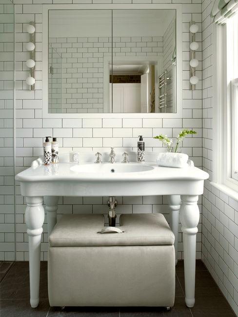 Wimbledon LEIVARS Modern style bathrooms