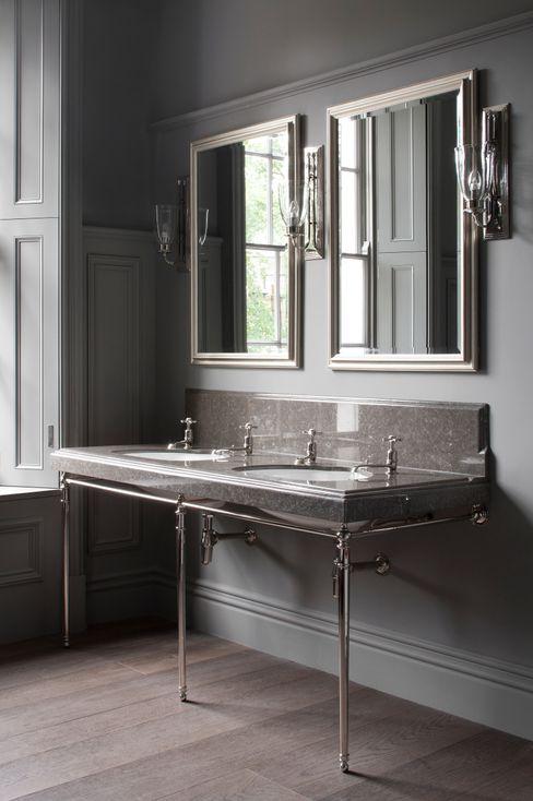 Gilston Road, Anglesey vanity top Britannicus Stone Modern bathroom