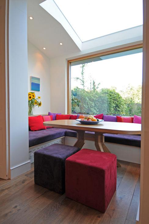 Primrose Hill, House Extension Jeff Kahane + Associates