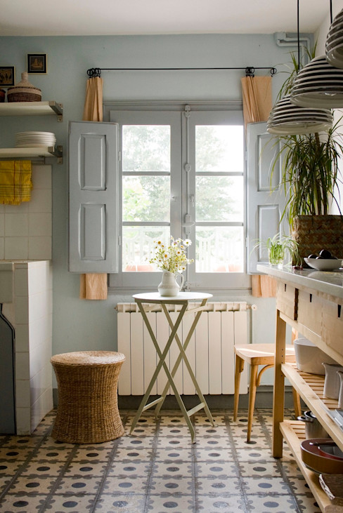 Casa Josephine Akdeniz Mutfak