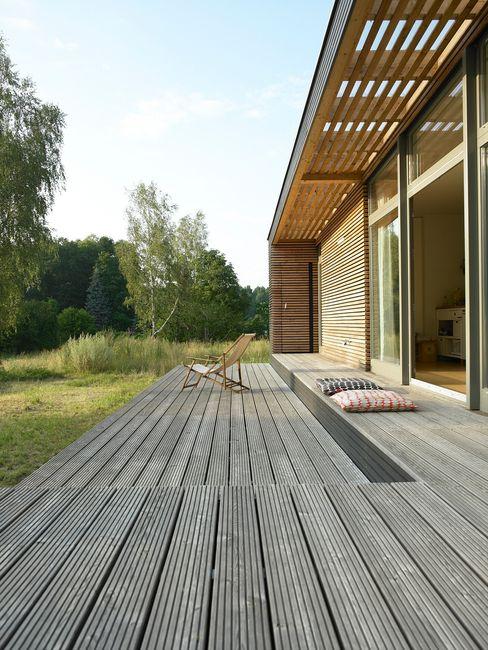 SOMMERHAUS PIU - YES WE WOOD Prefabricated Home Wood