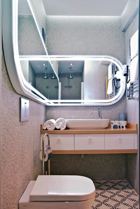 bathroom Aredeko Art & Design Modern Oteller
