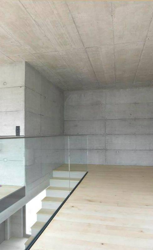 Marty Häuser AG Dinding & Lantai Modern