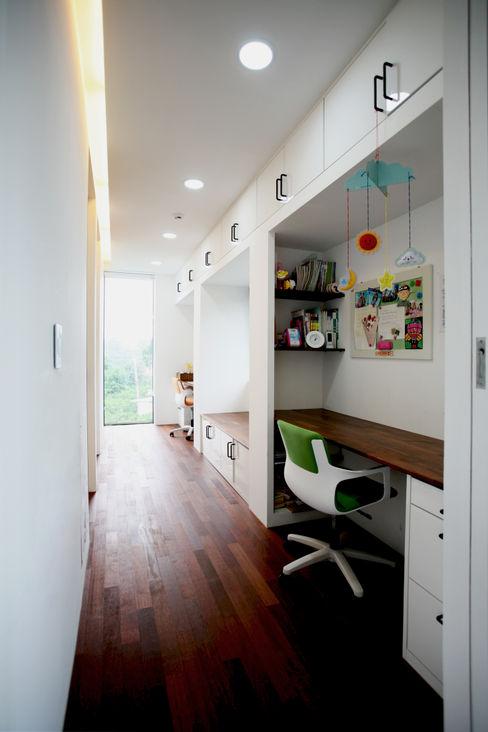 HBA-rchitects Dormitorios infantiles minimalistas