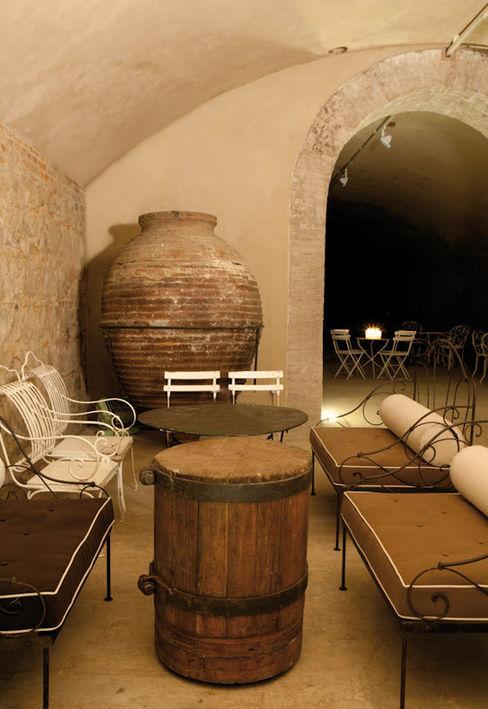 Cantina di Lispida Studio15 Design Gastronomia in stile rurale