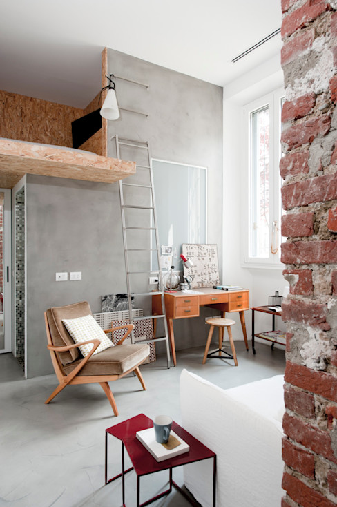 Cristina Meschi Architetto Industrial style houses