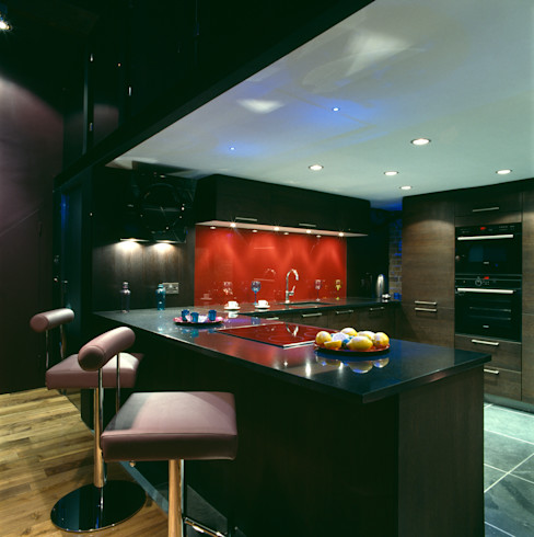 Warehouse Conversion London Quirke McNamara Industrial style rooms