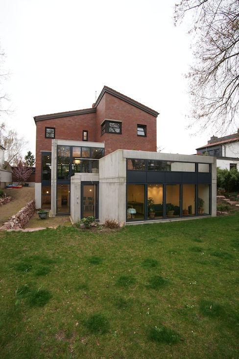 in_design architektur Minimalistyczne domy