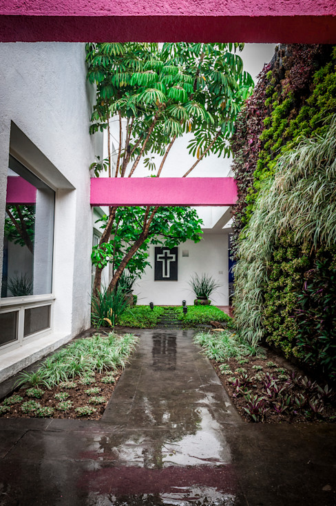 Urban Landscape Eclectic style garden