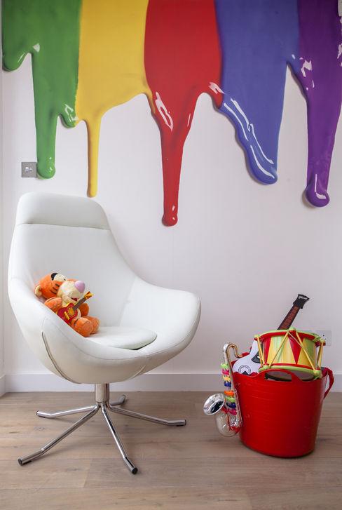 Play Room Roselind Wilson Design 嬰兒房/兒童房