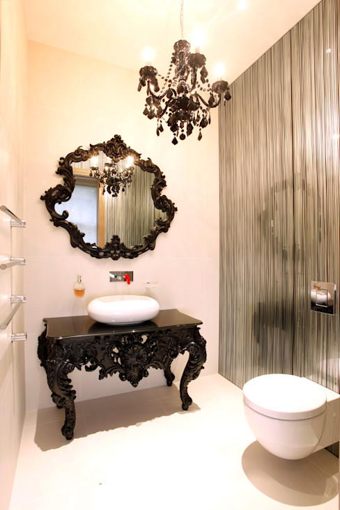 Guest WC Roselind Wilson Design Nowoczesna łazienka