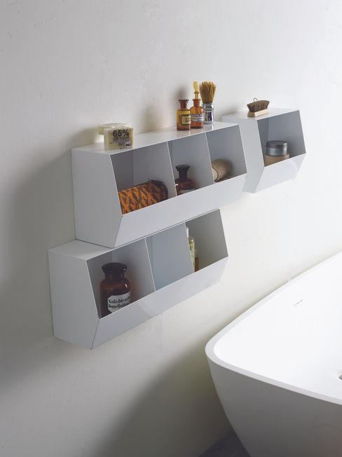michela catalano design studio BathroomStorage