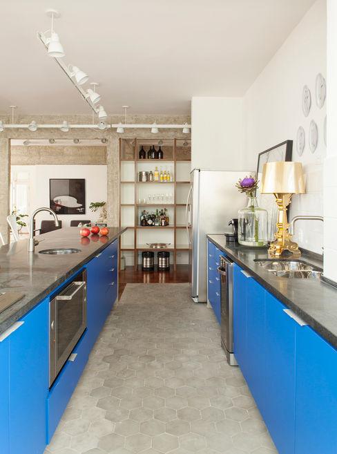 Mauricio Arruda Design Кухня