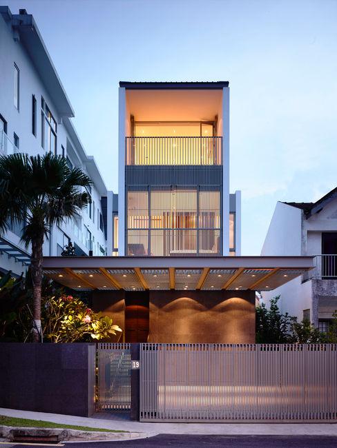 HYLA Architects Casas de estilo moderno