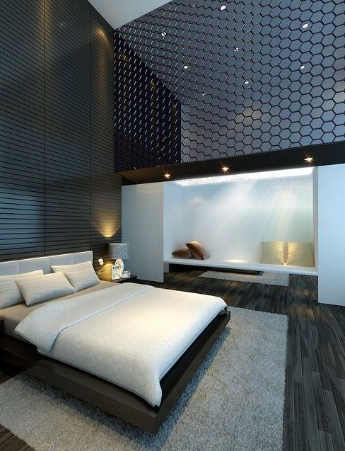 House at Sentosa Cove | Proposal Honeywerkz Chambre moderne