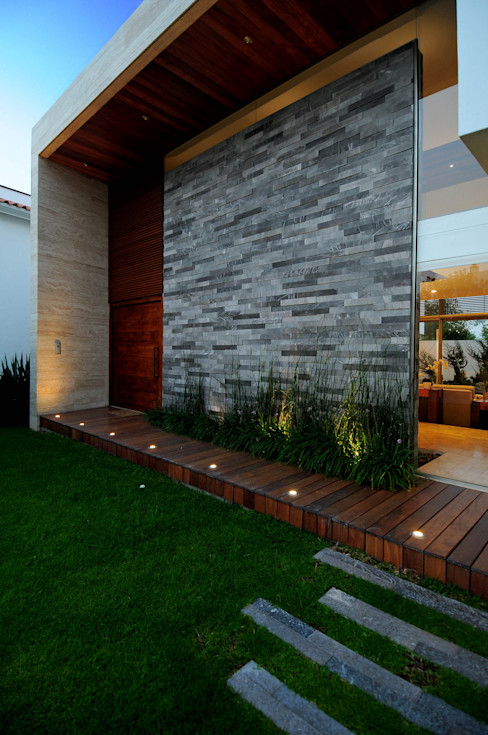 ze|arquitectura Rumah Modern