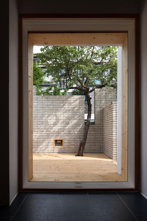 무회건축연구소 Rumah Modern