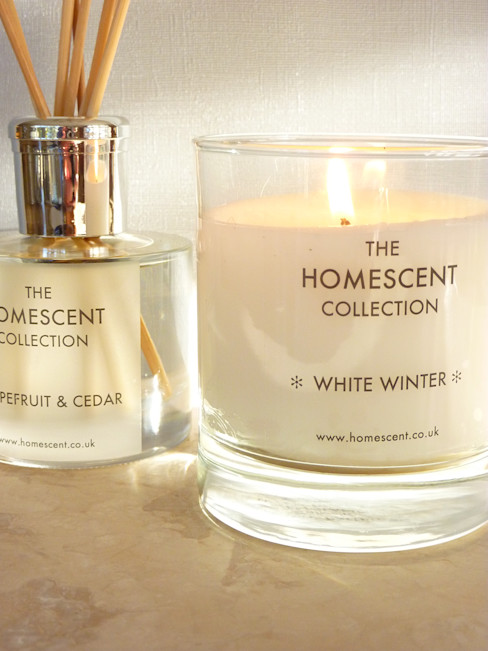 Home Scent Fragranced Candles homify HouseholdAccessories & decoration