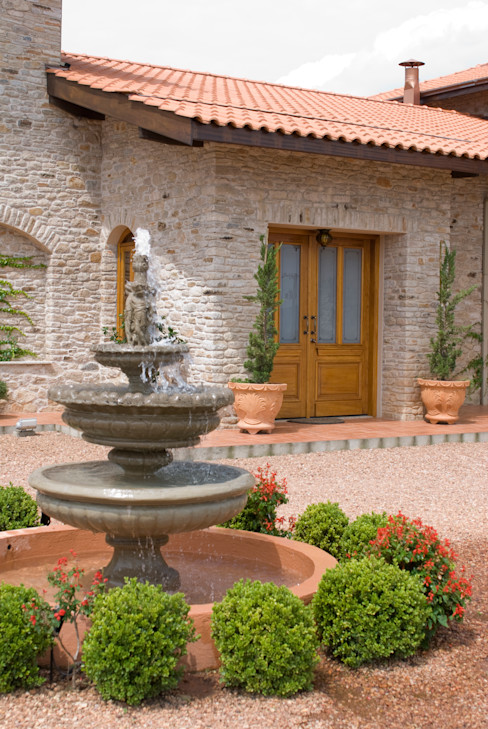 Tikkanen arquitetura Maisons rurales