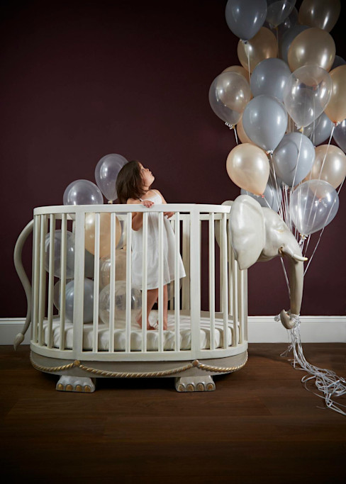 Elephant Cotbed Adorable Tots Nursery/kid's roomBeds & cribs