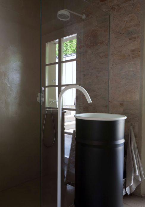 Architetto Silvia Giacobazzi Rustic style bathroom