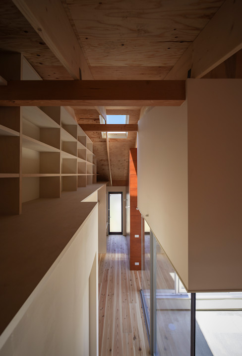 Hikitsuchi House Studio Antena Garage/Schuppen