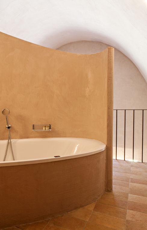 Lo studio di Giuliana Morelli Mediterranean style bathroom