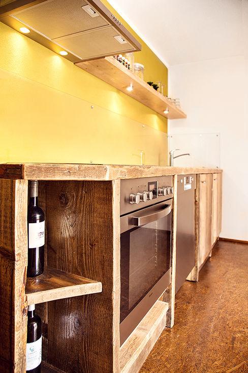 Küchenzeile edictum - UNIKAT MOBILIAR Rustikale Küchen