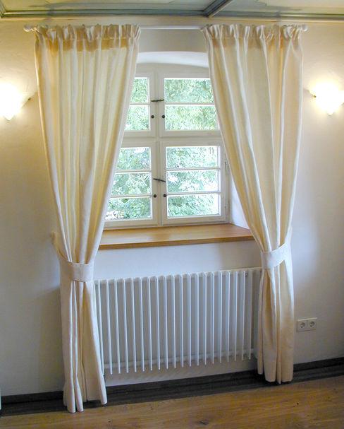 Vorhänge im Eingangsbereich BelAmbiente Wohnkultur