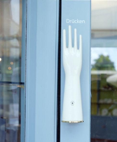 tredup Design.Interiors Puertas y ventanasPomos y accesorios