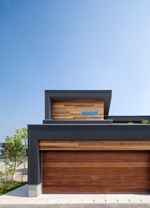 Architect Show Co.,Ltd 現代房屋設計點子、靈感 & 圖片