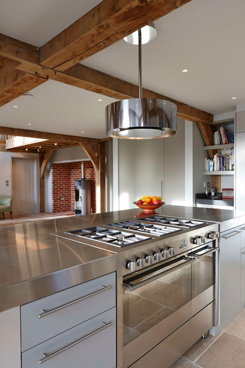 Stable Cottage Adam Coupe Photography Limited Dapur Gaya Country