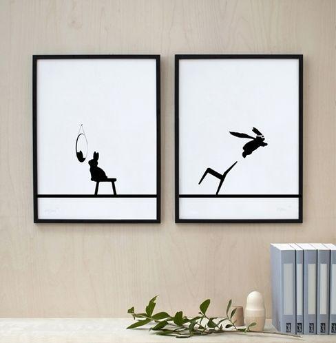 HAM Screen Prints HAM فن تشكيليصور ولوحات