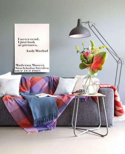 Ookinhetpaars de webshop voor kleurrijke kussens en prachtige plaids Ookinhetpaars Scandinavische woonkamers