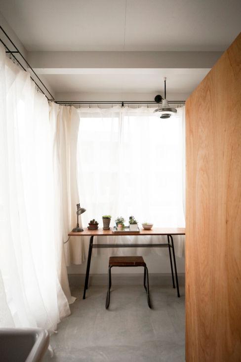 秦野ハウス Hadano House straight design lab 北欧風 家